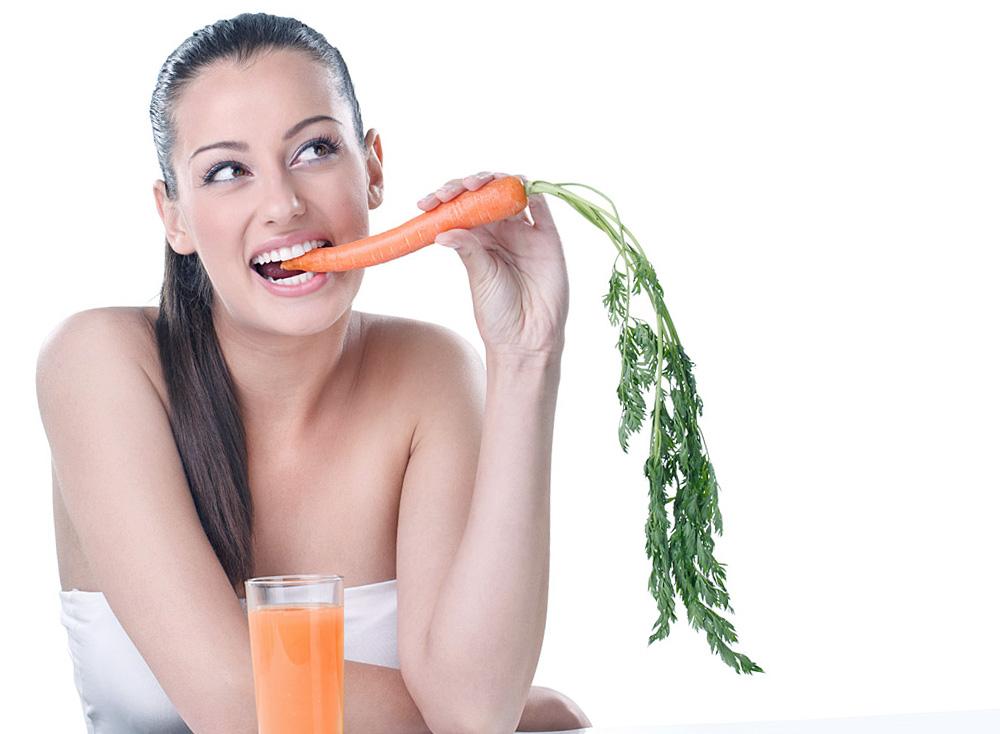 4 овоча допоможуть зробити засмага темніше
