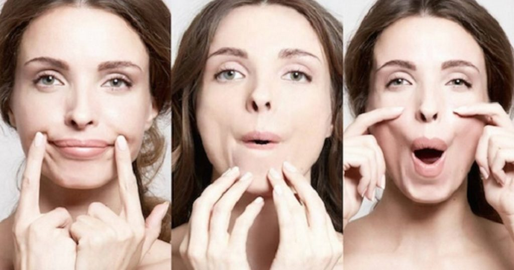 5 способів прибрати зморшки біля губ