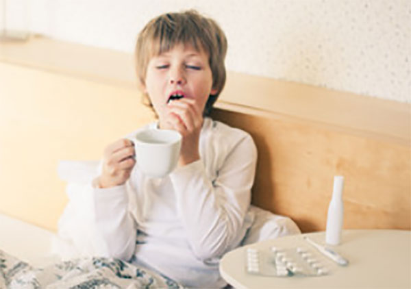 Аденовірусна інфекція у дітей (в тому числі грудних): симптоми і лікування