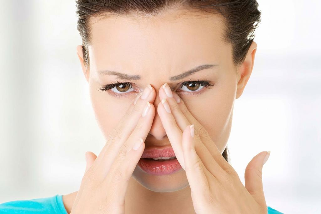 Алергічний грибковий гайморит