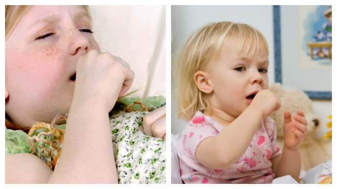 Алергічний кашель у дитини лікування