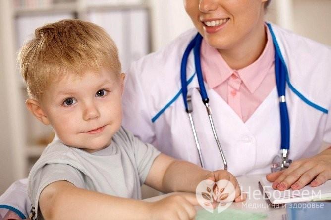Алергічний кашель у дитини симптоми і лікування