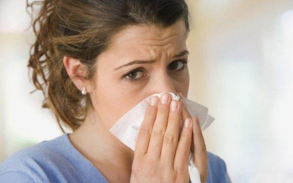 Алергічний нежить види симптоми діагностика