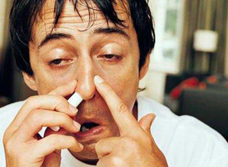 Алергічний риніт причини симптоми і лікування