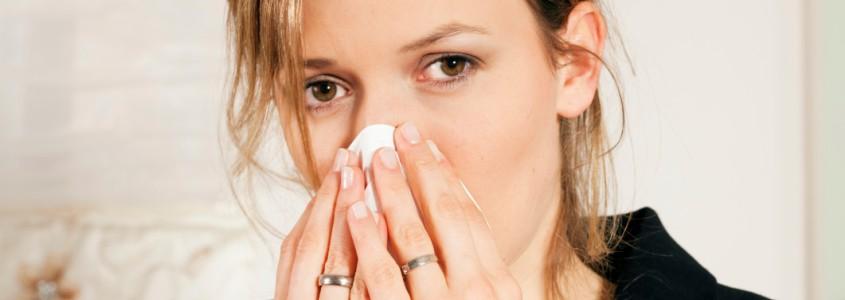 Алергічний риніт у вагітних – причини, симптоми. Лікування і профілактика