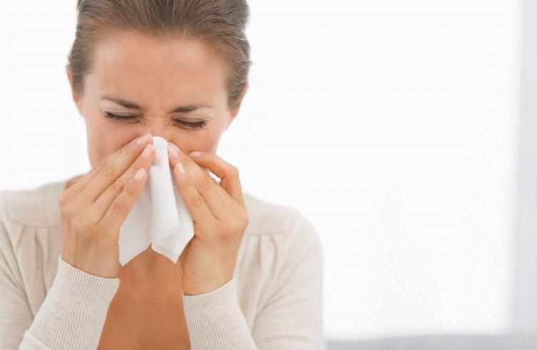 Алергічний риносинусит: симптоми і лікування