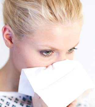 Алергія в горлі – як виявляється, лікування