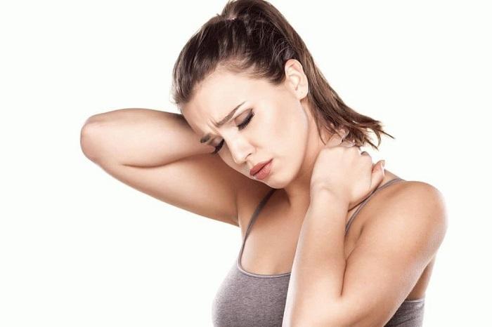 Болить ліва сторона голови та шиї