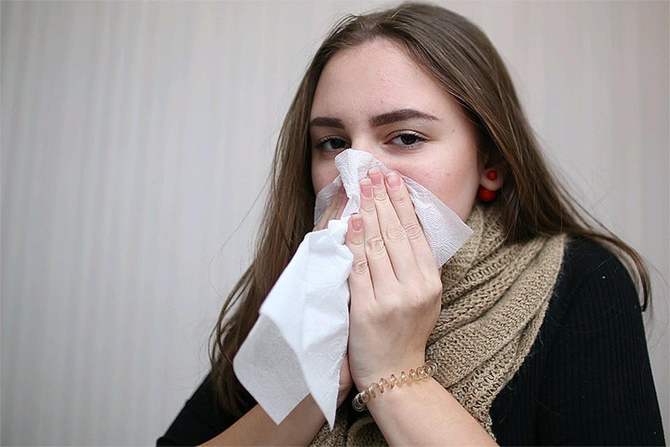 Буває кашель при гаймориті
