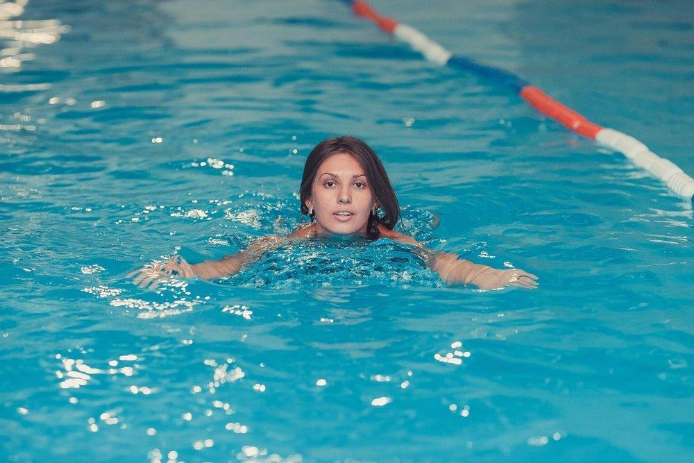 Чи можна ходити в басейн з гайморитом