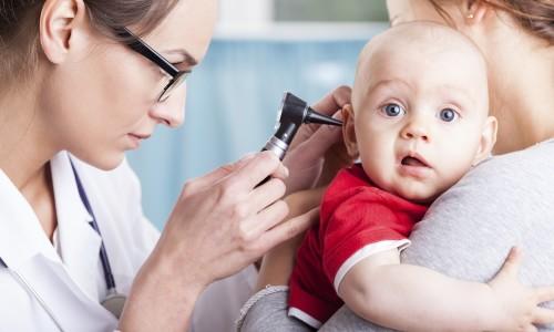 Чи можна вилікувати отит у дитини без антибіотиків