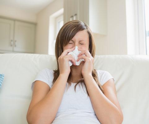 Чим можна лікувати нежить і кашель при вагітності