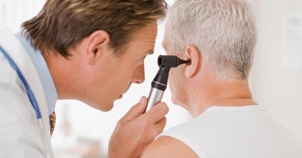 Діоксидин при отиті вуха допоможе в лікуванні