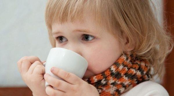 Дія малинового варення при застуді