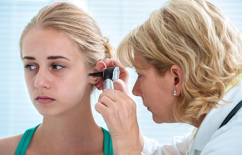 дифузний Зовнішній отит симптоми і лікування