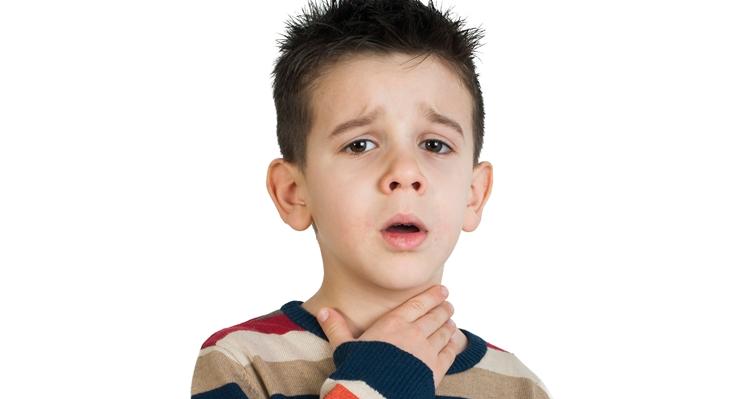 Дитині боляче ковтати чому і що робити