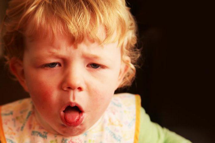 Дитина задихається від кашлю, що робити якщо дитина кашляє і задихається?