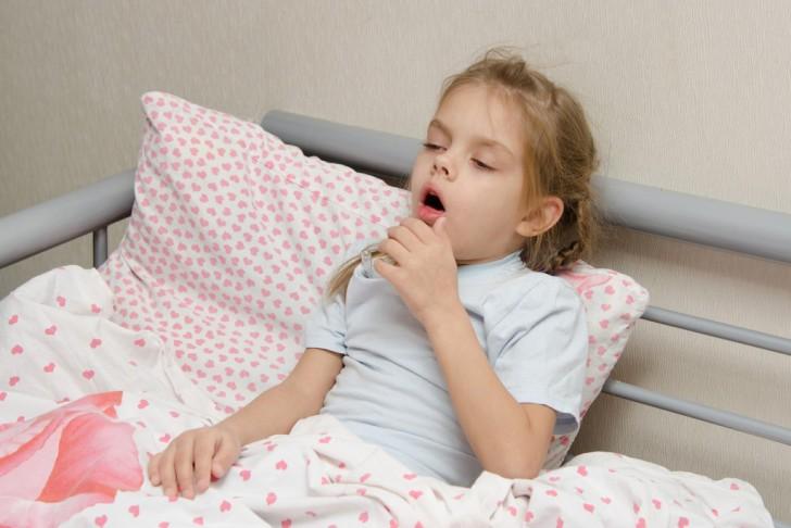 Дитяча суха мікстура від кашлю застосування