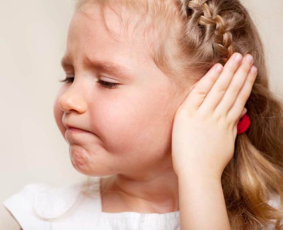 Дитячий отит: як розпізнати? Допомога дитині при отиті