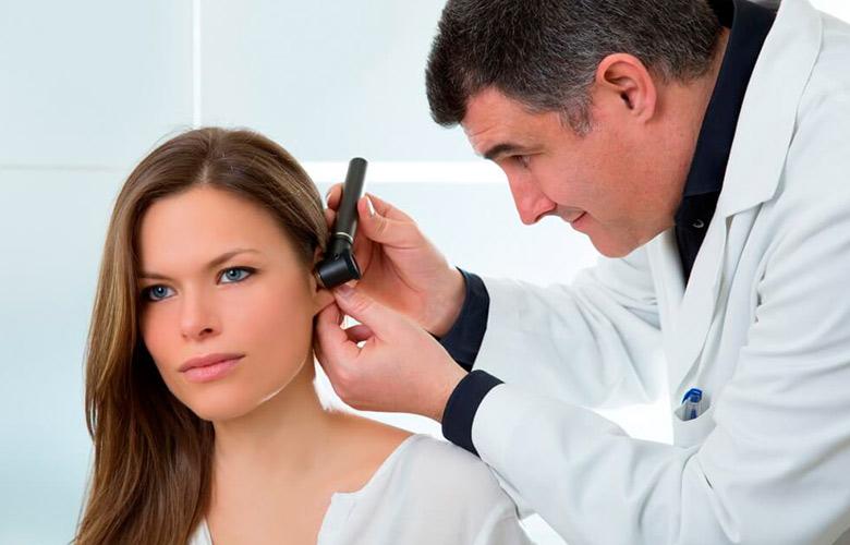 Двосторонній отит діагностика лікування та профілактика