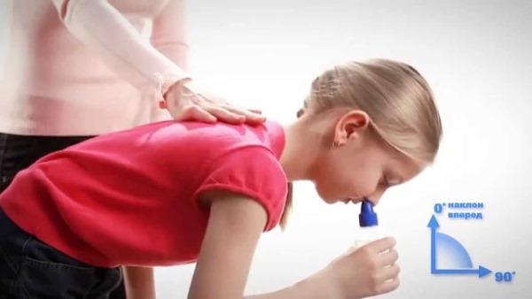 Ефективний засіб від нежитю для дітей. Лікування нежиті у дітей
