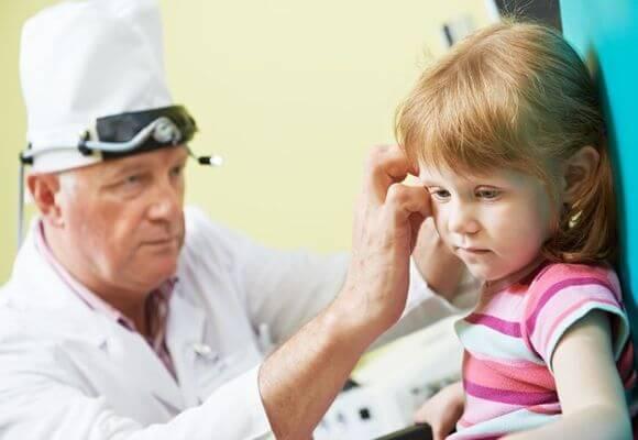 Ексудативний отит у дитини і особливості його лікування