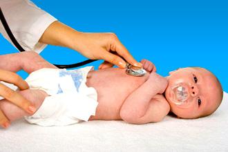 Фізіологічний нежить у новонародженого немовляти і його симптоми