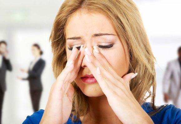 Гайморит: симптоми і лікування в домашніх умовах.