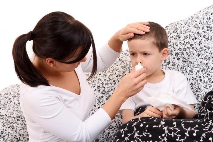 Гайморит у дітей причини симптоми і лікування