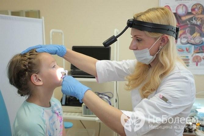 Гайморит у дітей: симптоми і лікування дитини антибіотиками в домашніх умовах