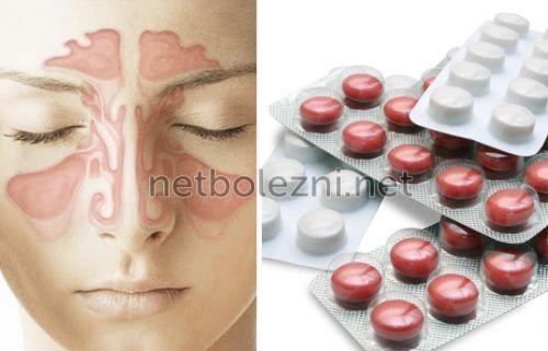 Гайморит: які антибіотики вибрати для лікування