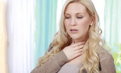 Гнійні пробки в горлі