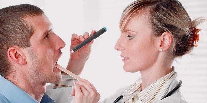 Гнійники в горлі – що робити, причини і лікування