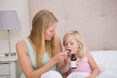 Грамотне та безпечне лікування ангіни у дітей