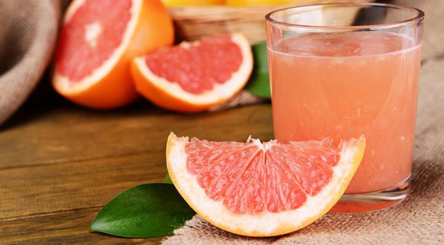 Грейпфрут від прищів