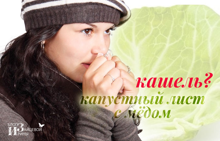 Капустяний лист лікувальні властивості при кашлі