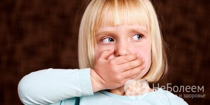 Кашель при аденоїдах у дітей: ефективне лікування