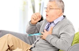 Кашель при серцевій недостатності у дорослих і дітей