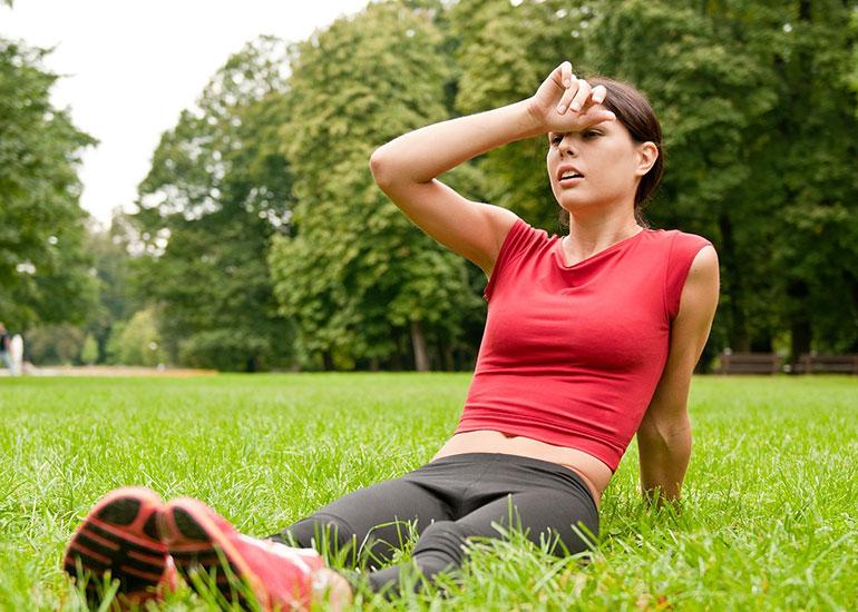 Кашель як ознака збільшення щитовидної залози