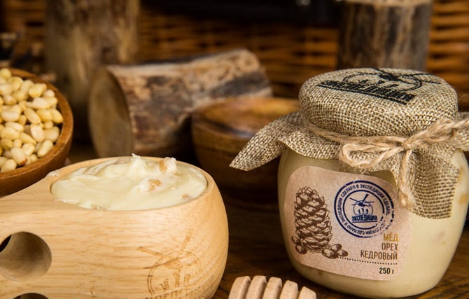 Кедровий мед: корисні властивості