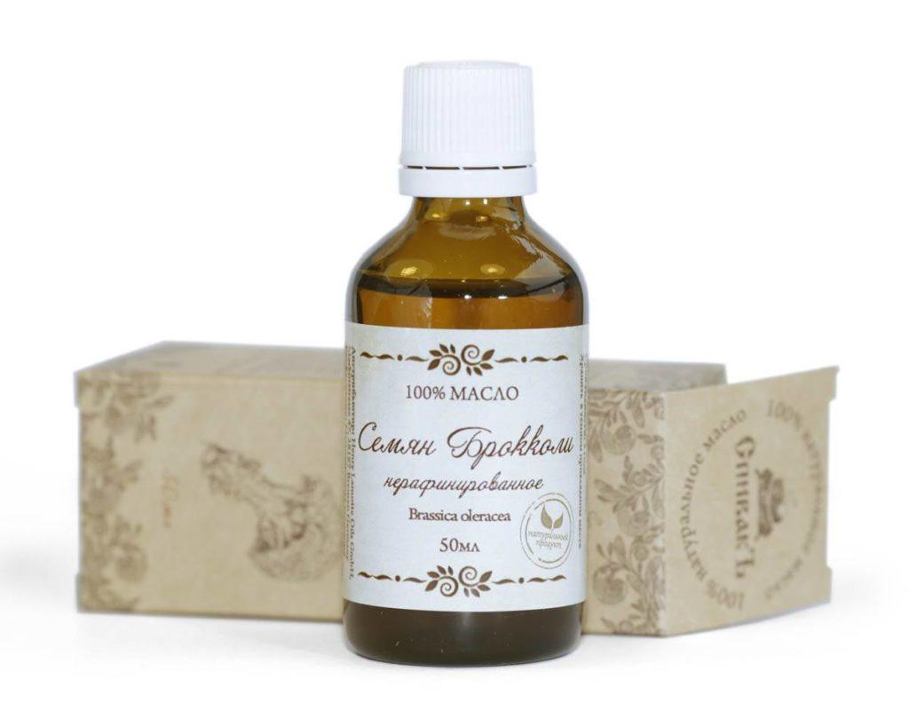 Користь олії броколі для шкіри, цілющі властивості