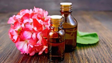 Користь олії герані для шкіри
