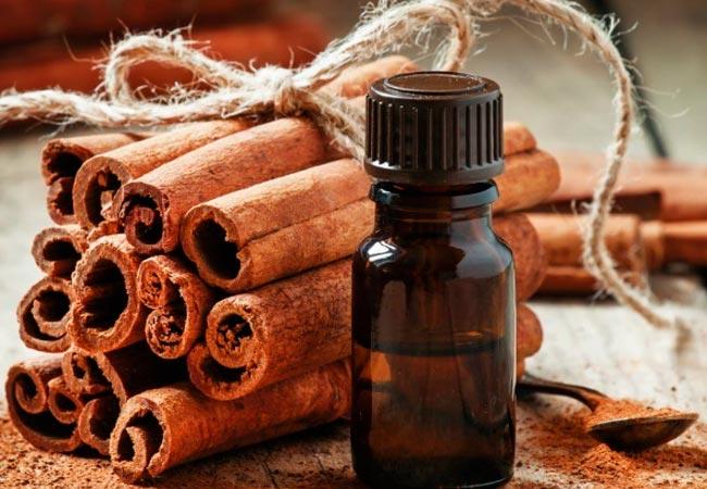 Користь олії кориці для шкіри, рецепт
