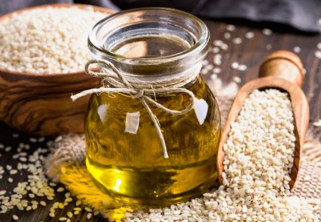 Кунжутне масло: корисні властивості для шкіри