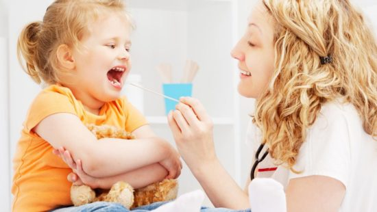 Лікування ангіни перекисом водню як правильно полоскати горло