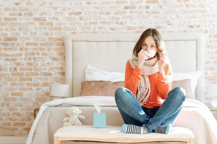 Лікування грипу та ГРВІ в домашніх умовах