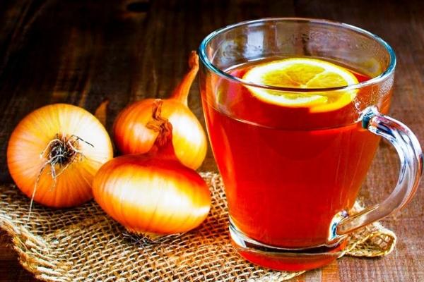 Лікування нежиті цибульним соком