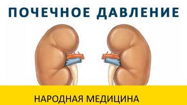 Лікування підвищеного тиску народними засобами