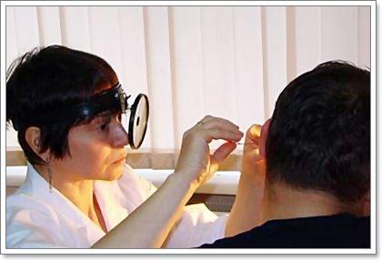 Лікування перфоративного отиту – Хвороби вуха