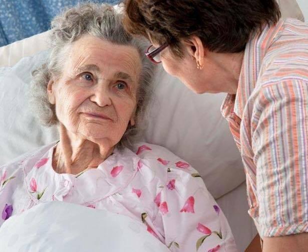 Лікування пролежнів у лежачих хворих